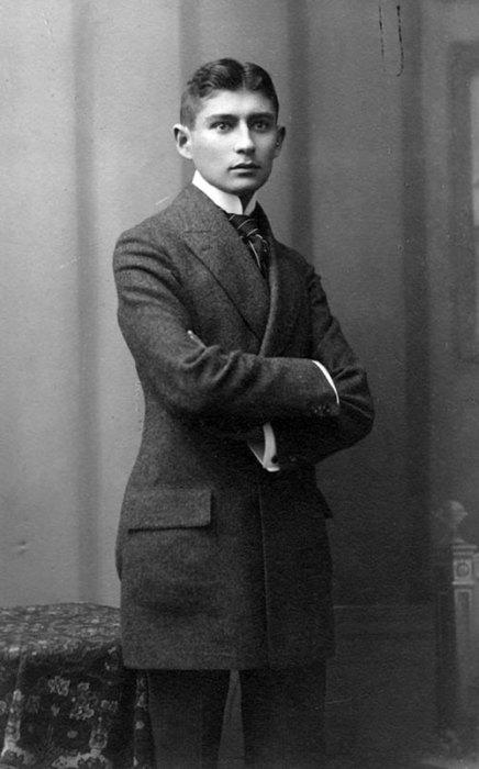 Франц Кафка. / Фото: www.persons-info.com