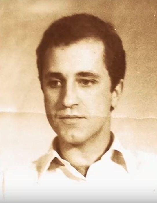 Владимир Стержаков в юности. / Фото: www.russia.tv