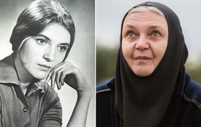 Ольга Гобзева.