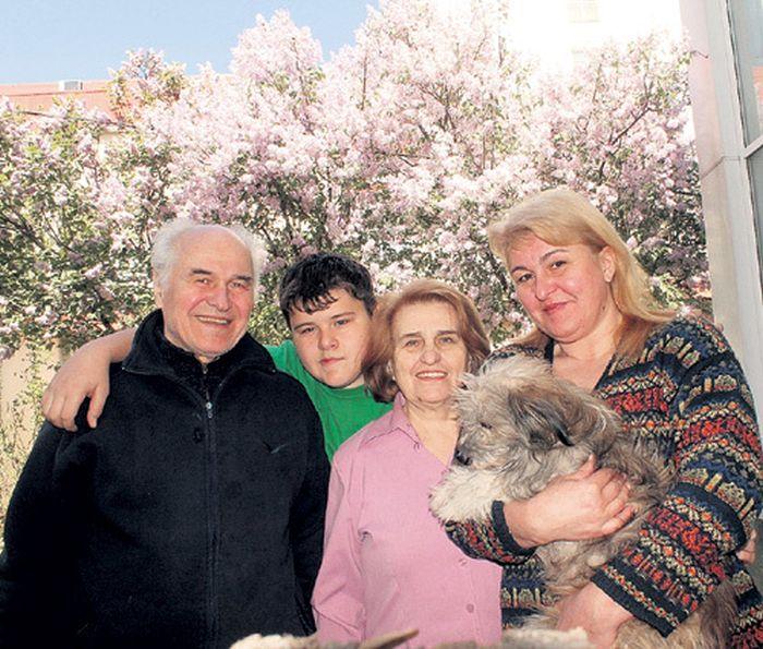 Счастье быть вместе. / Фото: www.eg.ru