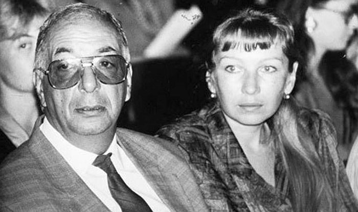 Микаэл и Вера Таривердиевы. / Фото: www.novosti-dny.ru