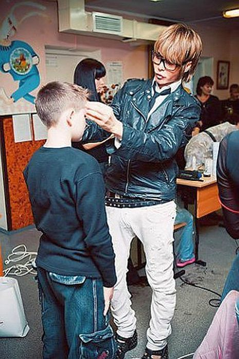 Сергей Зверев никогда не афишировал свою благотворительную деятельность. / Фото: www.eg.ru