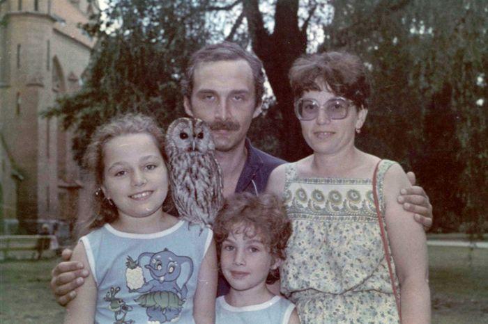 Александр Друзь с женой и детьми. / Фото: www.adrouz.ru