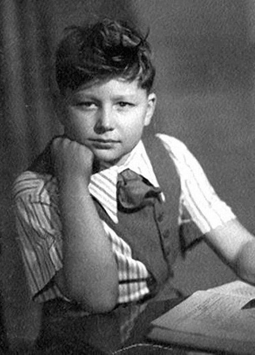 Всеволод Абдулов в детстве. / Фото: www.mtdata.ru