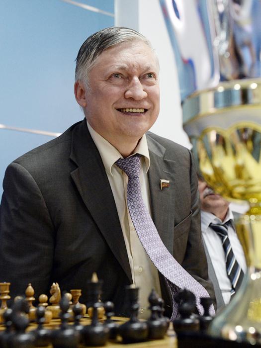 Анатолий Карпов. / Фото: www.tvc.ru
