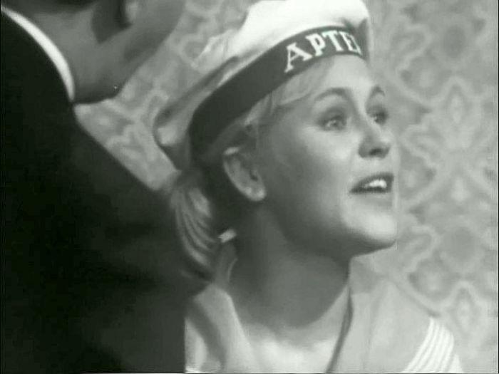 <br>Раиса Рязанова в фильме &quot;Гуля Королёва&quot;, 1968. / Фото: www.kino-teatr.com