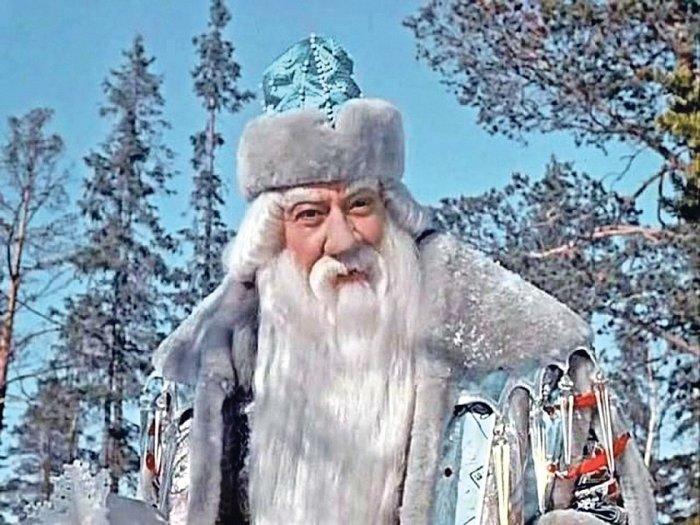 Александр Хвыля, кадр из фильма «Морозко». / Фото: www.g.denik.cz