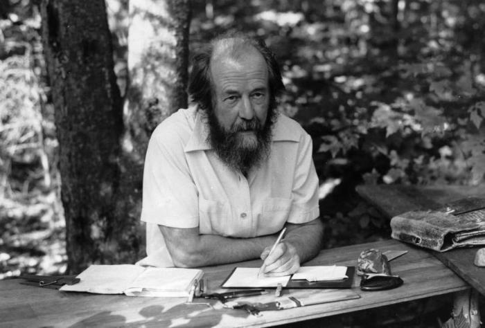 Александр Солженицын. / Фото: www.fb.ru