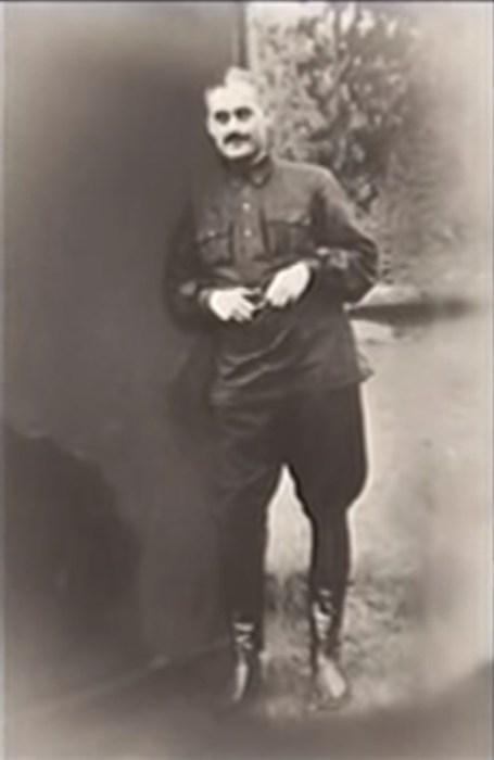 Отец Кахи - Давид Кавсадзе. / Фото: www.tvkultura.ru