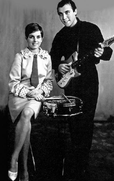 Клара Новикова и Роман Брант. / Фото: www.bulvar.com.ua