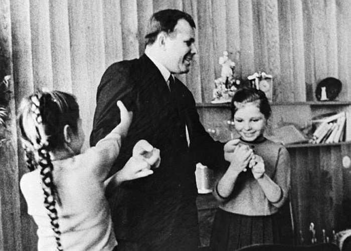 9 февраля 1968 года. Через полтора месяца, 27 марта, Гагарин погибнет в авиакатастрофе. / Фото: www.ria.ru