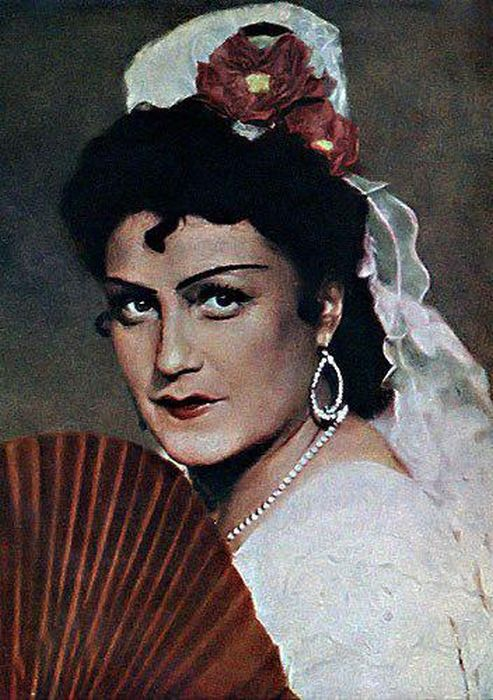 Вера Давыдова. / Фото: www.monateka.com