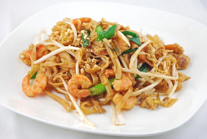 Лапша Рad Thai. / Фото: www.khaothai.ca