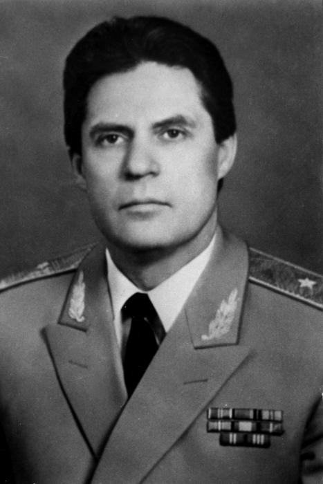 Юлий Шапошников. / Фото: www.wikimedia.org