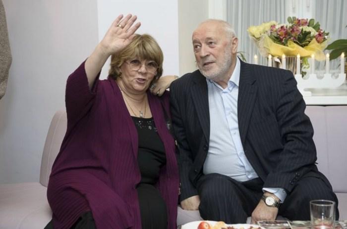 Алла Сурикова и Александр Поташников. / Фото: www.vitorgan.ru