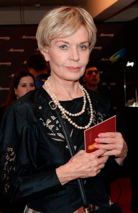 Людмила Чурсина. / Фото: www.gazeta.ru