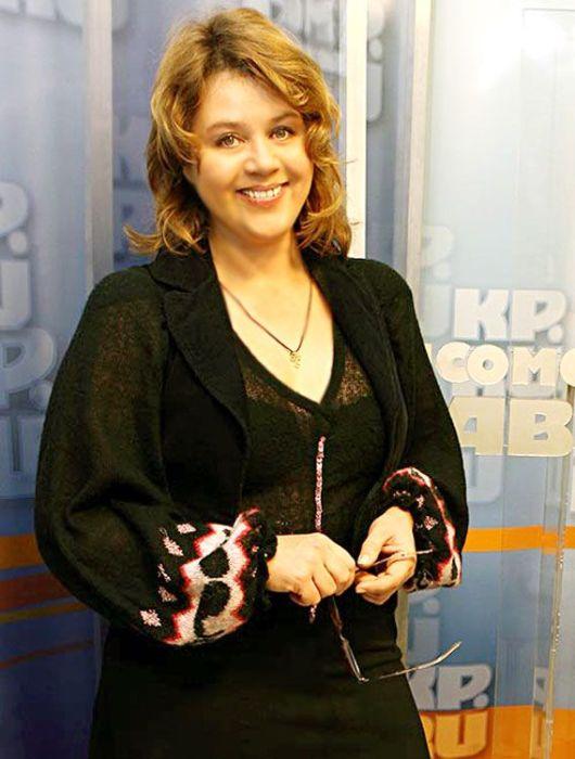 Янина Лисовская. / Фото: www.nashashara.ru