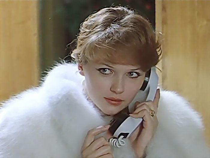 Александра Яковлева в фильме «Чародеи», 1982 год. / Фото: www.kino-teatr.ru