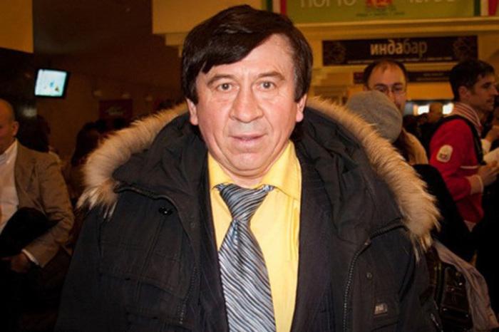 Владимир Пермяков.  / Фото: www.mk.ru