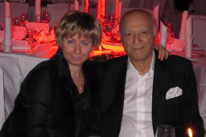 Владимир и Елена Этуш. / Фото: www.vz.ua