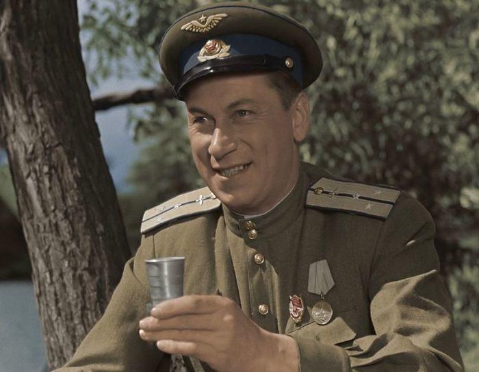 "Василий Меркурьев, ""Небесный тихоход"". / Фото: www.mtdata.ru"