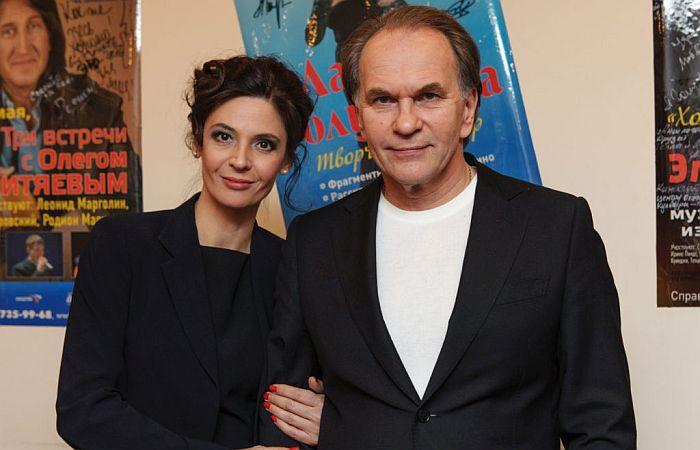 Алексей Гуськов и Лидия Вележева. / Фото: www.kinoklub-eldar.ru