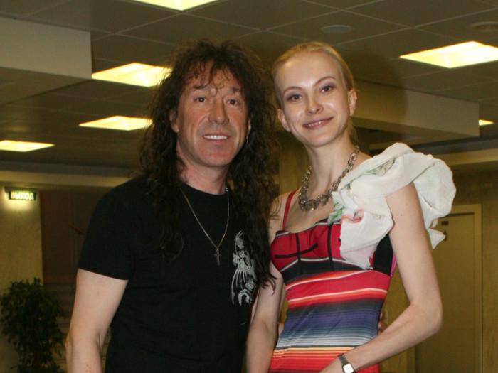 Владимир Кузьмин и Екатерина Трофимова. / Фото: www.woman.ru