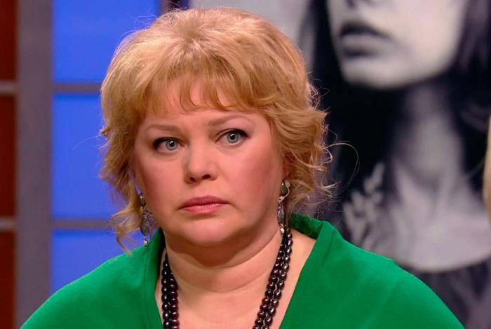 Ольга Машная. / Фото: www.vokrug.tv