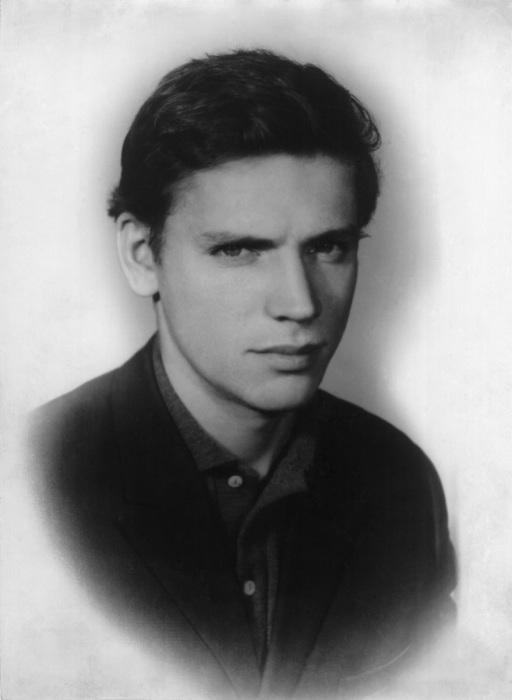 Валерий Приёмыхов, 1966 год.  / Фото: www.kino-teatr.ru