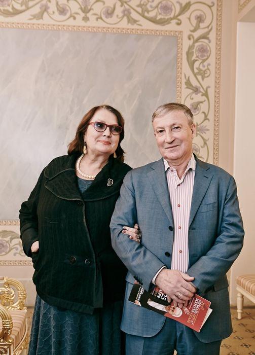 Семён и Лариса Альтовы. / Фото: www.sobaka.ru