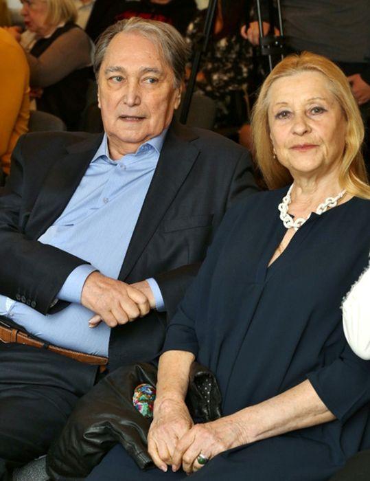 Владимир Коренев и Алла Константинова. / Фото: www.eg.ru