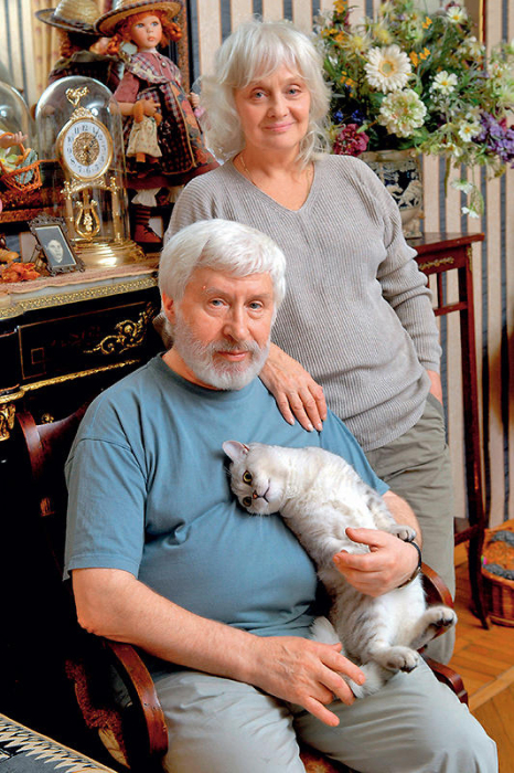 Ольга Антонова и Игорь Иванов. / Фото: www.7days.ru