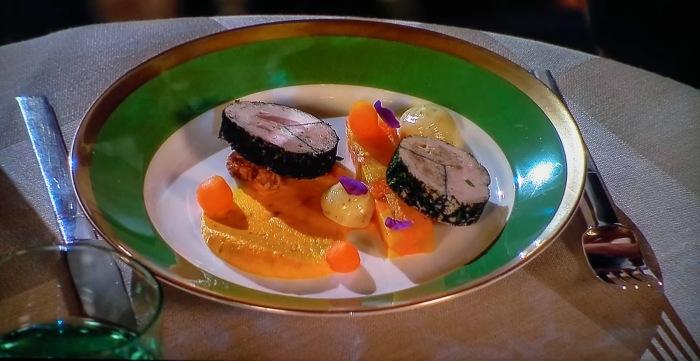 Блюда в меню никогда не повторяются. / Фото: www.blogspot.com