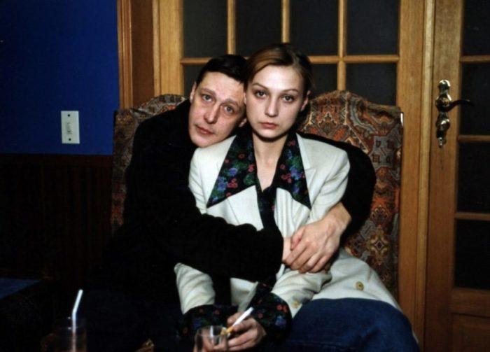 Михаил Ефремов и Ксения Качалина. / Фото: www.infovzor.ru
