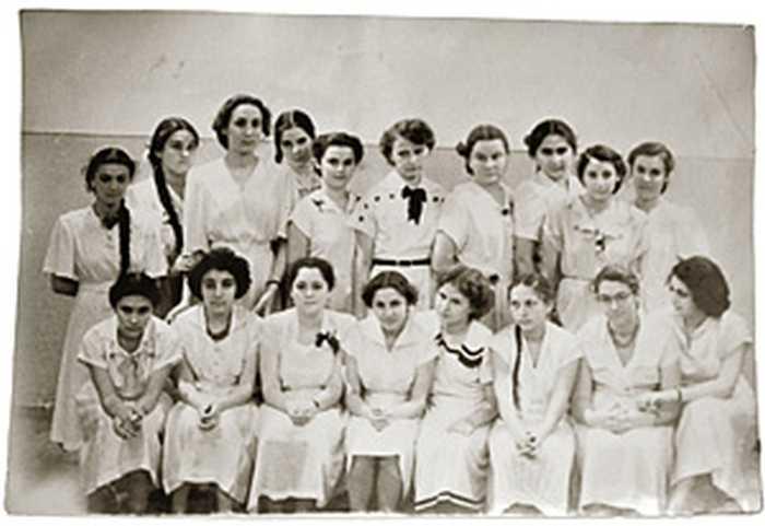 Класс, в котором училась Наташа Белоусова./ Фото: www.kommersant.ru