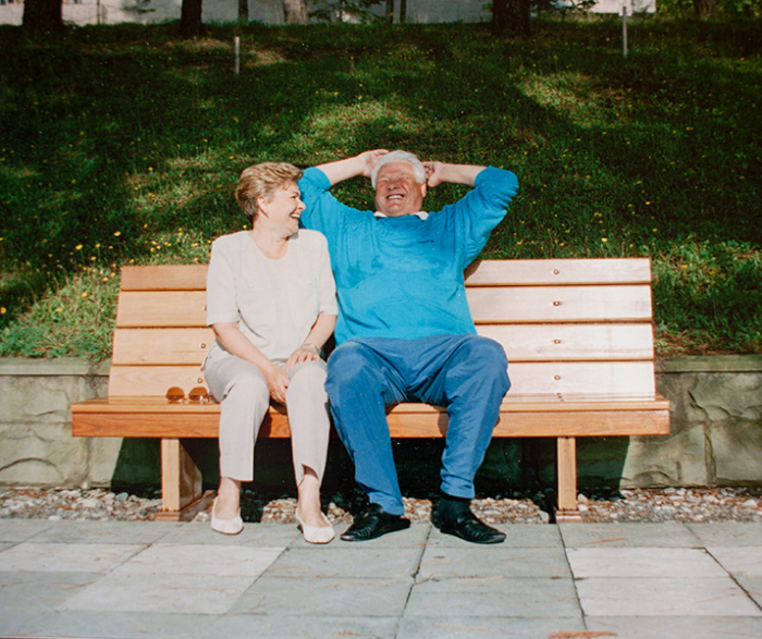 Борис и Наина Ельцины. / Фото: www.belsat.eu