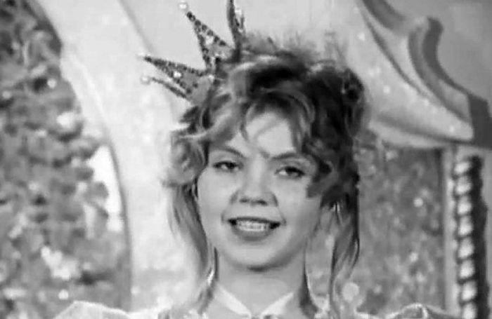 Наталья Воробьёва, кадр из фильма «Горя бояться - счастья не видать», 1973 год. / Фото: www.kino-teatr.ru