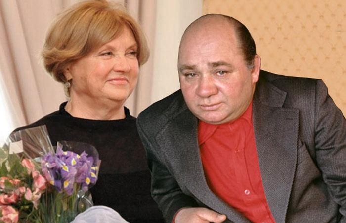 Евгений Леонов и Ванда Стойлова - любимая Ваня советского Винни-Пуха