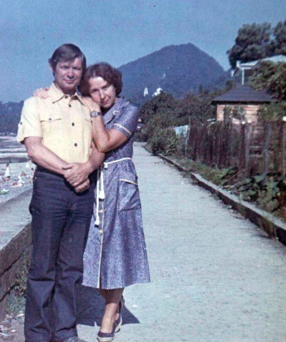Эдуард и Зоя Хиль. / Фото: www.vm.ru