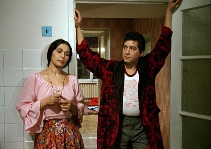 Екатерина и Георгий Жемчужные, кадр из фильма «Карнавал». / Фото: www.bitru.org