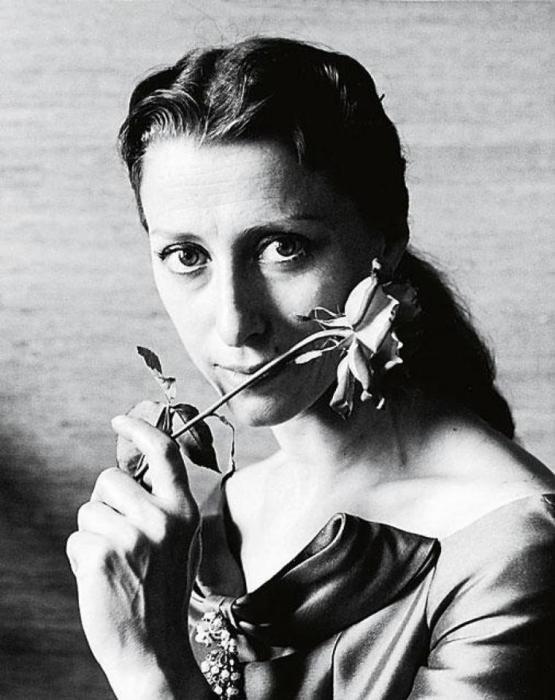 Майя Плисецкая. / Фото: www.izbrannoe.com