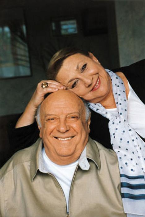 Для Котэ это был третий брак, для Софико — второй, но супруги считали его самым счастливым. / Фото: www.bulvar.com.ua
