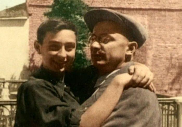 Серго Берия с отцом. / Фото: www.ntv.ru