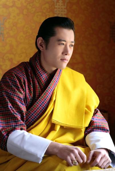Его Королевское Величество Король Бутана с 14 декабря 2006 г. / Фото: www.beon.ru