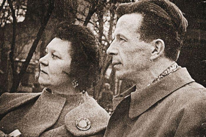 Клавдия Шульженко и Георгий Епифанов. / Фото: www.culture.ru