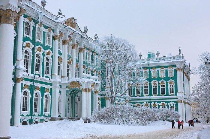 Государственный Эрмитаж. / Фото: www.rbsmi.ru