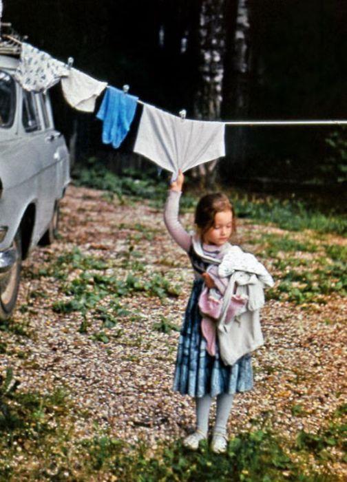 Маленькая Арина. / Фото: www.7days.ru