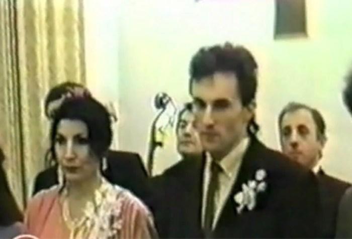 Бракосочетание Игоря Матвиенко и Джуны Давиташвили. / Фото: www.paraguas.ru
