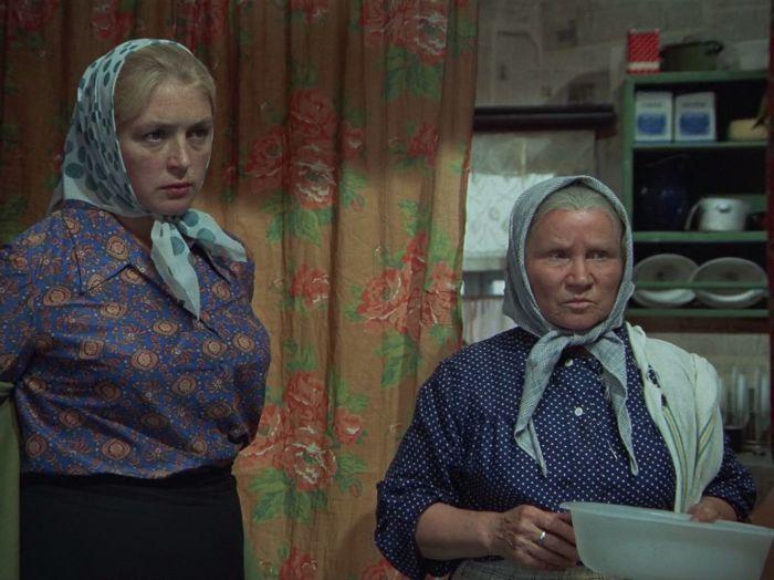 Кадр из фильма «Калина Красная». / Фото: www.lostpic.net
