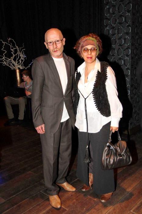 Виктор Проскурин и Ирина Хонда.  / Фото: www.facebook.com